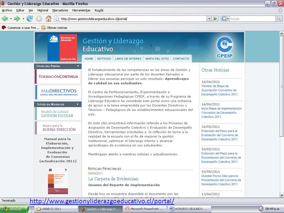 http://www.gestionyliderazgoeducativo.cl/portal/