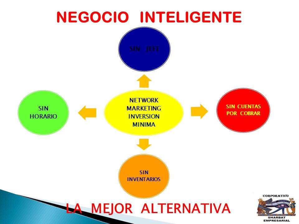 NETWORK MARKETING INVERSION MINIMA