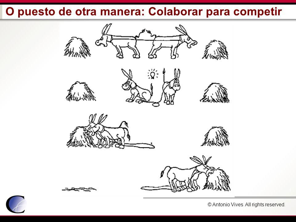 O puesto de otra manera: Colaborar para competir
