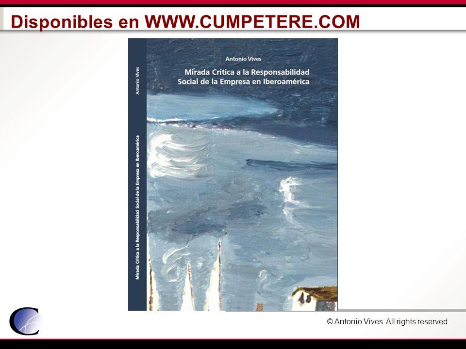 Disponibles en WWW.CUMPETERE.COM