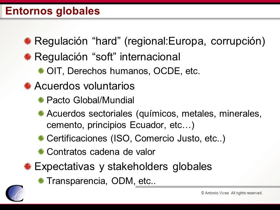 Regulación hard (regional:Europa, corrupción)