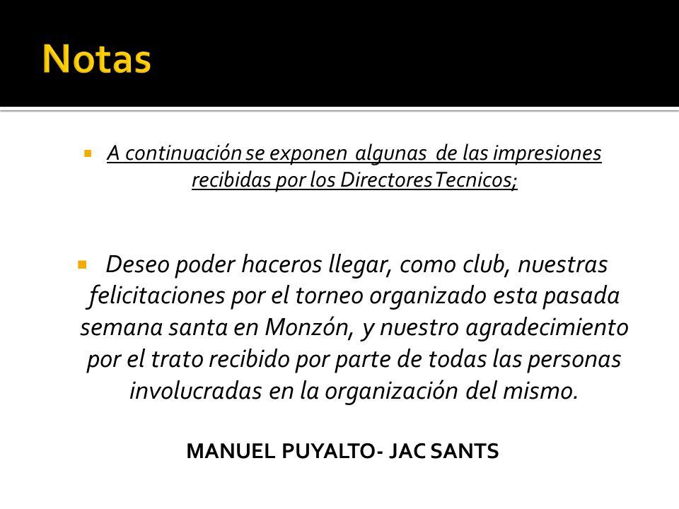 MANUEL PUYALTO- JAC SANTS