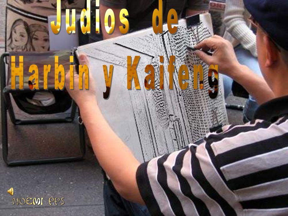 Judios de Harbin y Kaifeng