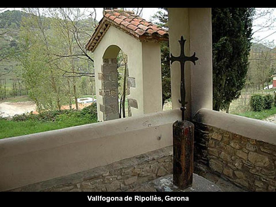 Vallfogona de Ripollès, Gerona