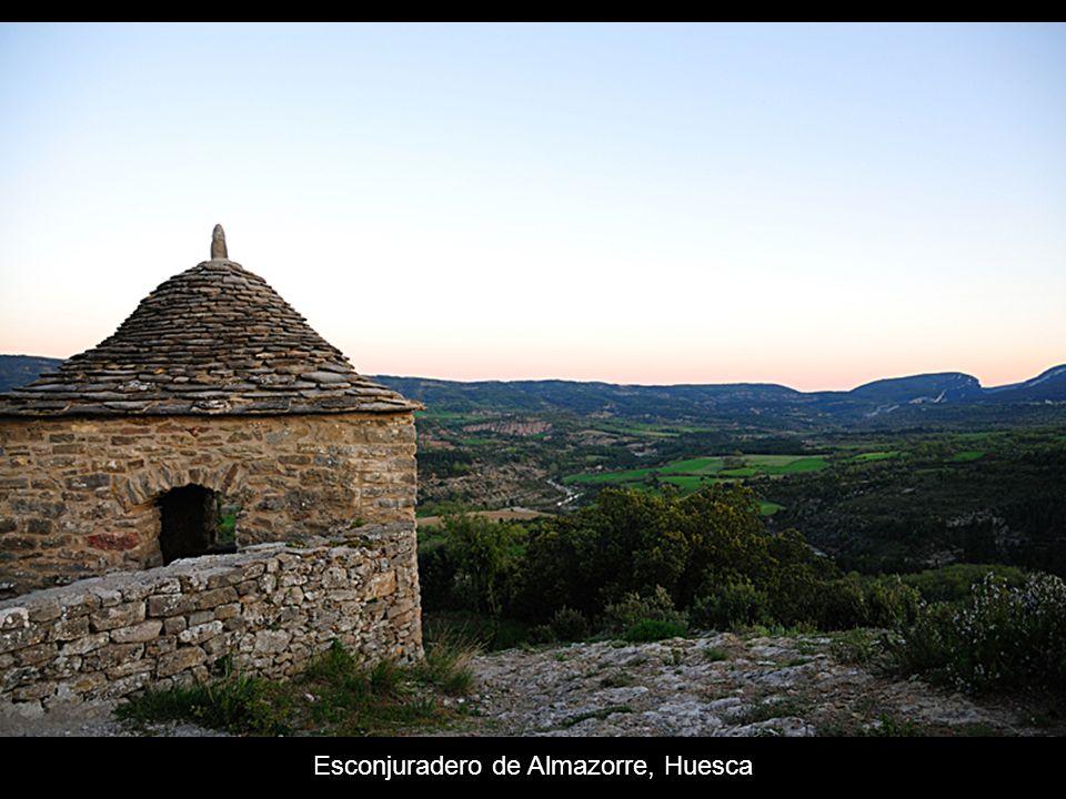 Esconjuradero de Almazorre, Huesca