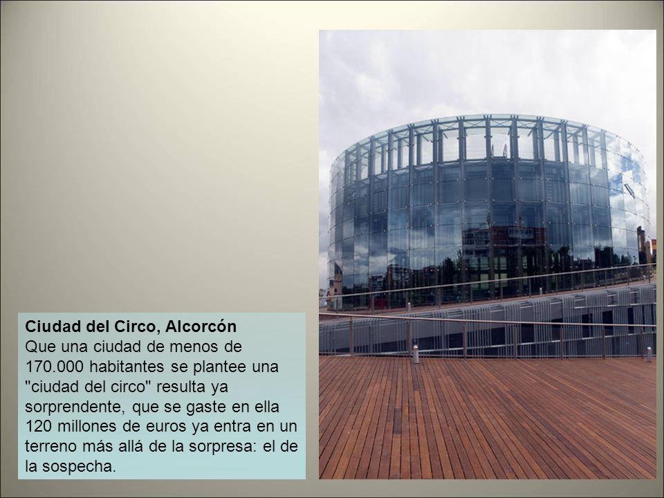 Ciudad del Circo, Alcorcón
