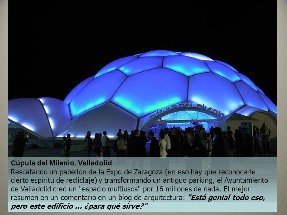 Cúpula del Milenio, Valladolid