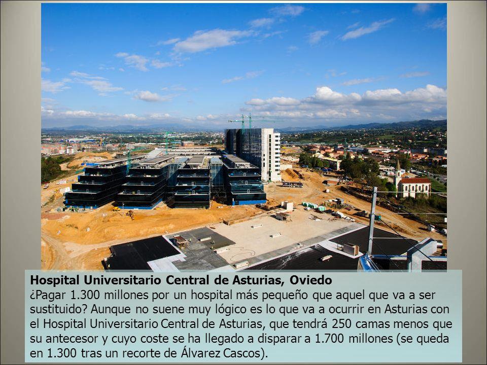 Hospital Universitario Central de Asturias, Oviedo