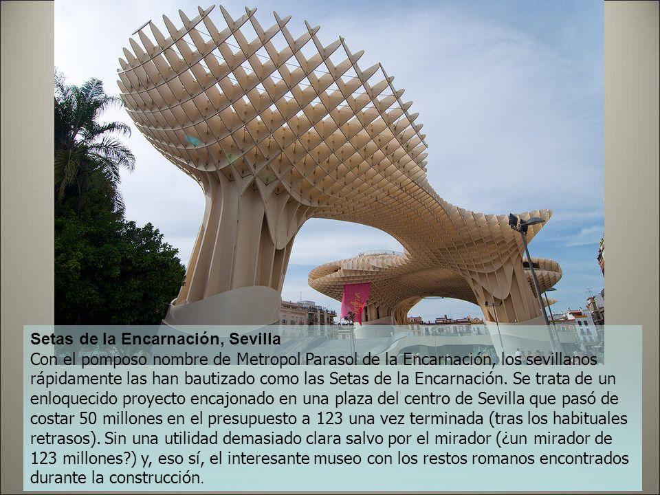 Setas de la Encarnación, Sevilla