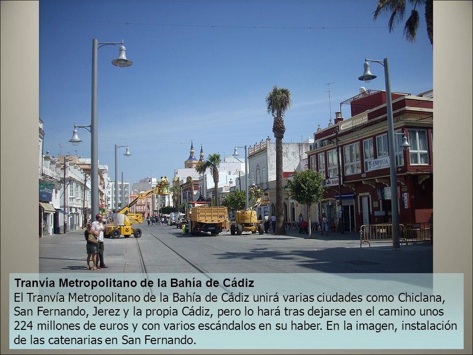 Tranvía Metropolitano de la Bahía de Cádiz