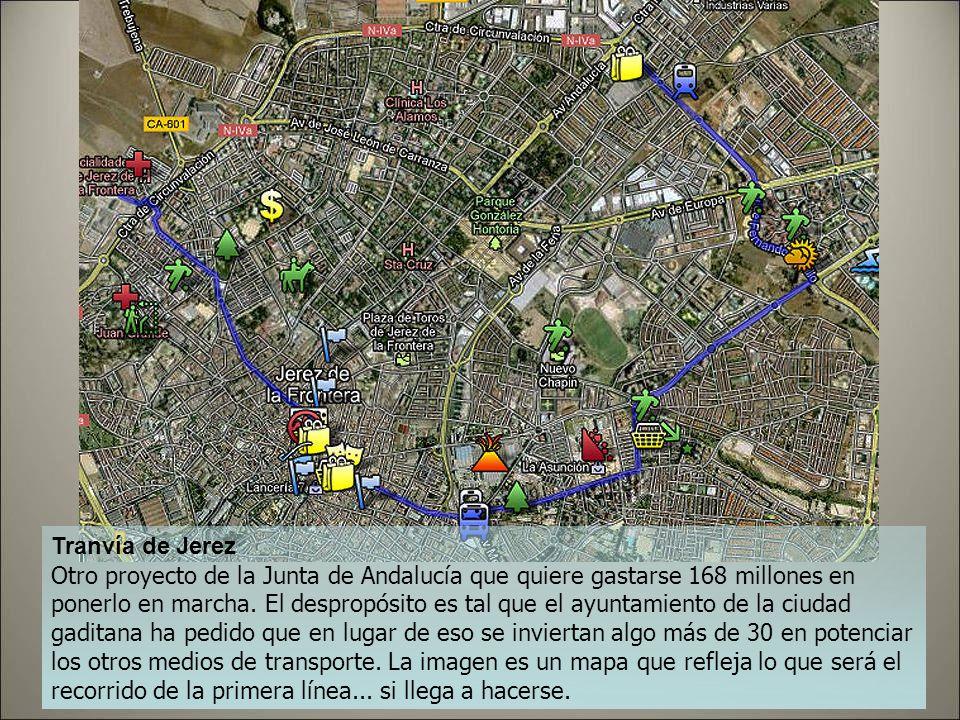 Tranvía de Jerez