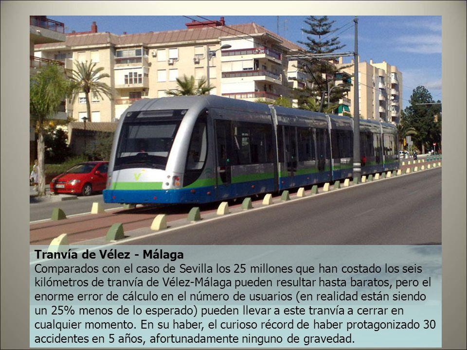 Tranvía de Vélez - Málaga