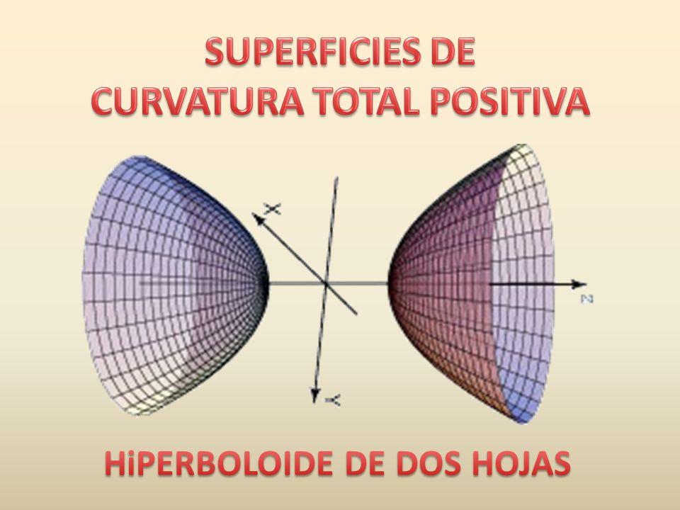CURVATURA TOTAL POSITIVA