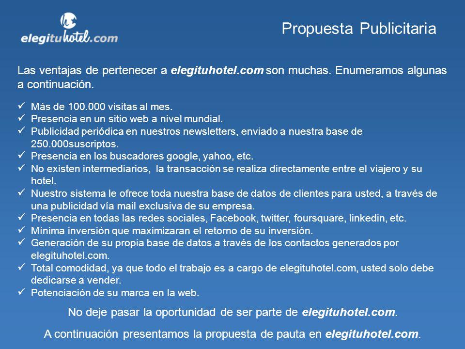 Propuesta Publicitaria