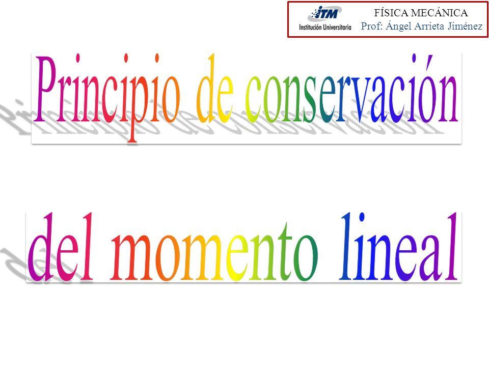 Principio de conservación