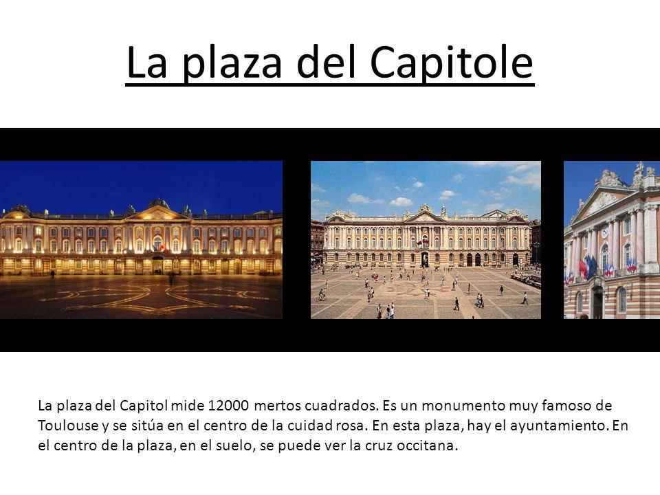 La plaza del Capitole