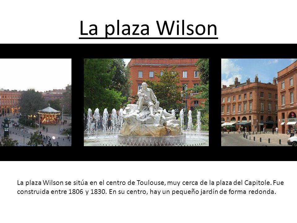 La plaza Wilson