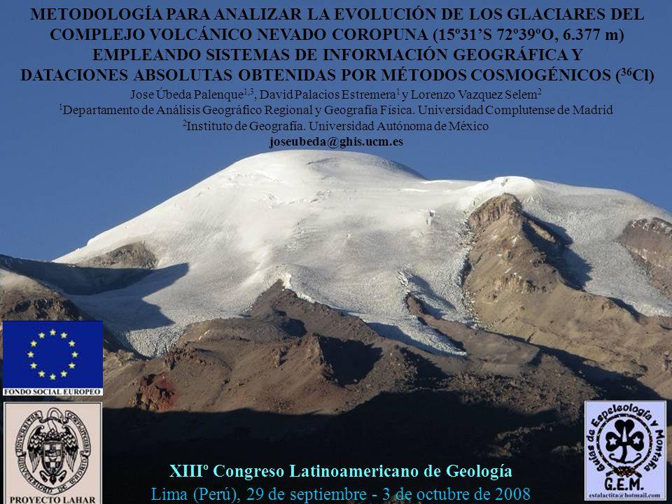 XIIIº Congreso Latinoamericano de Geología