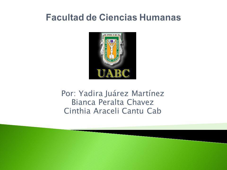 Facultad de Ciencias Humanas