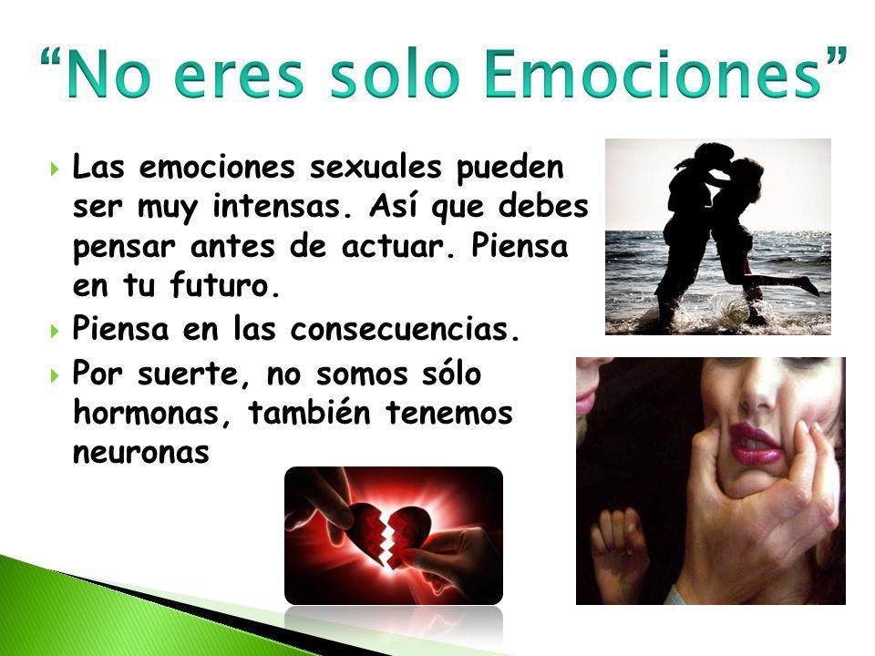 No eres solo Emociones