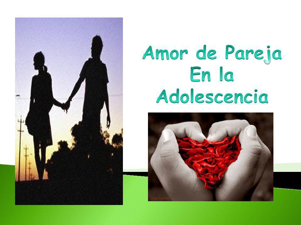 Amor de Pareja En la Adolescencia