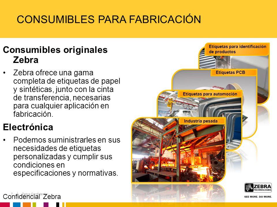 Consumibles para fabricación