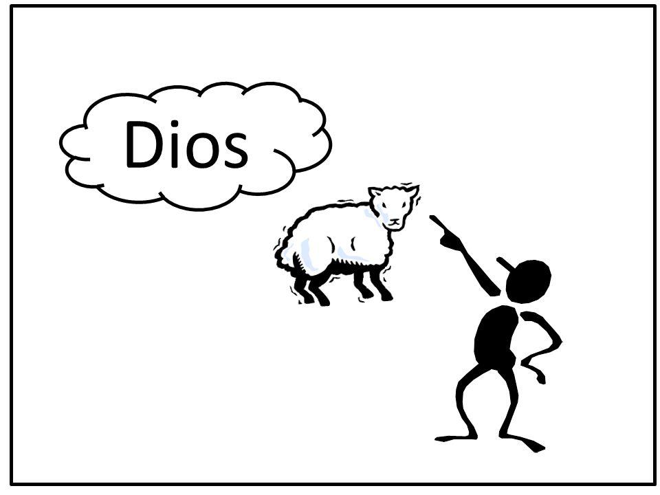 Dios Pecado