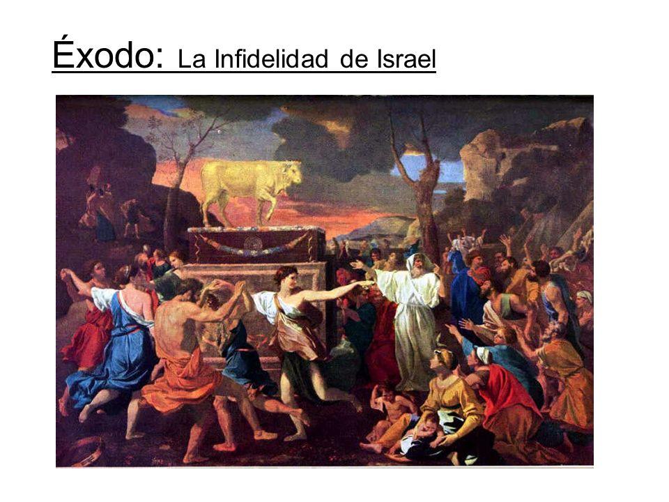 Éxodo: La Infidelidad de Israel