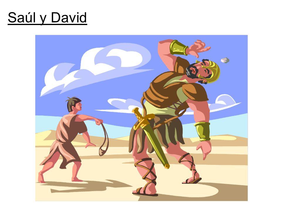Saúl y David