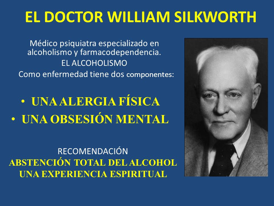 EL DOCTOR WILLIAM SILKWORTH