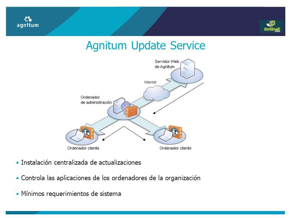 Agnitum Update Service