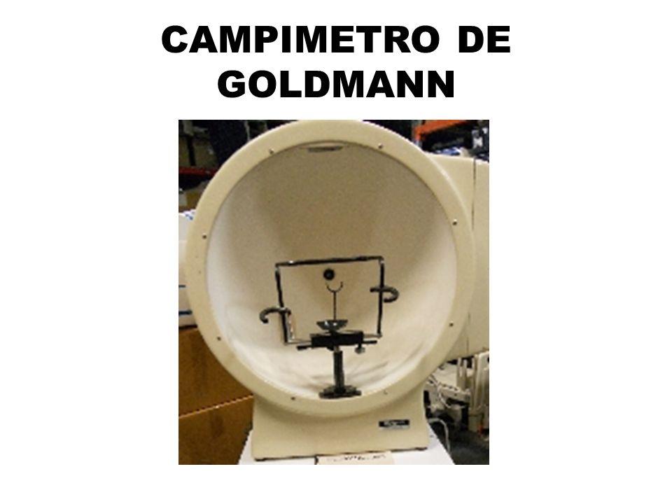 CAMPIMETRO DE GOLDMANN