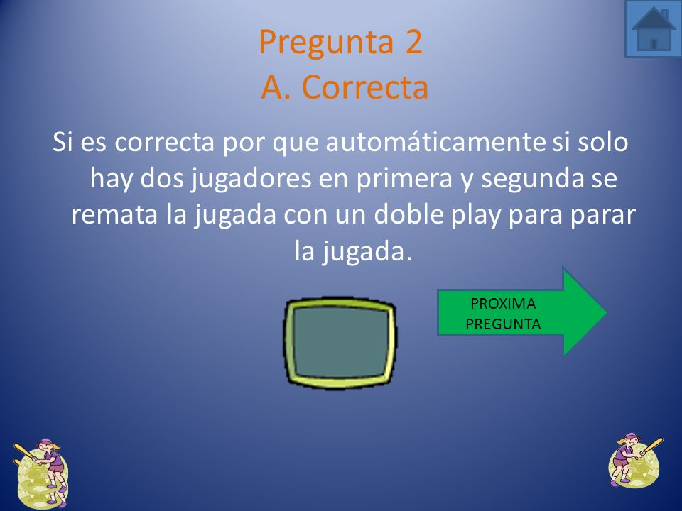 Pregunta 2 A. Correcta