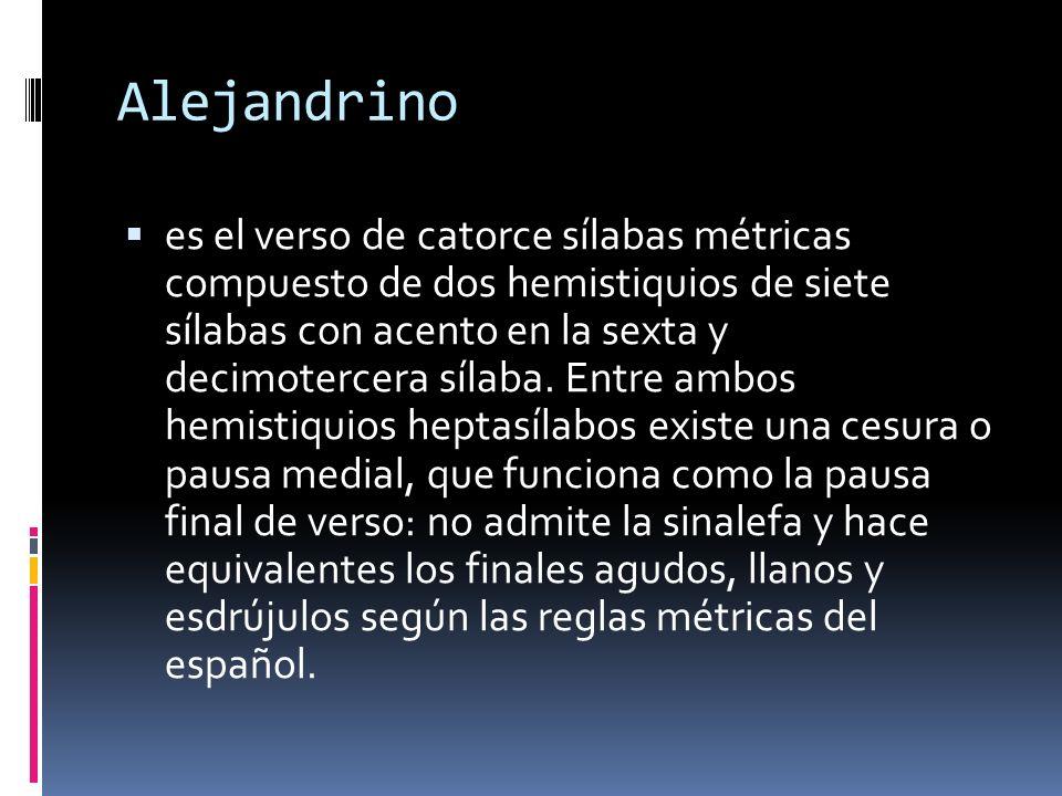 Alejandrino