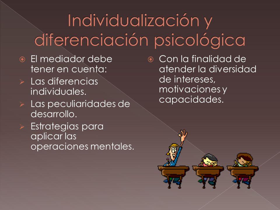 Individualización y diferenciación psicológica