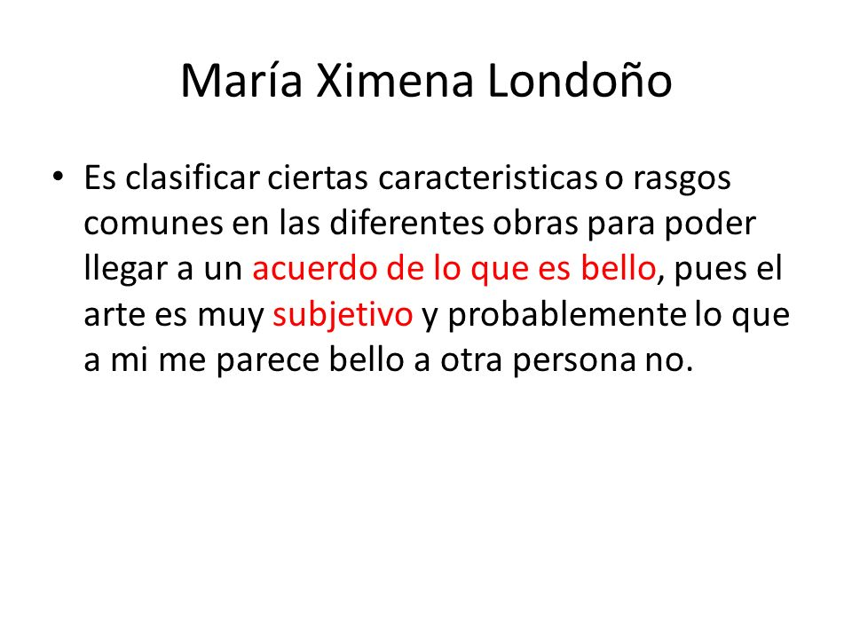 María Ximena Londoño