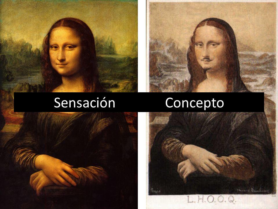 Sensación Concepto