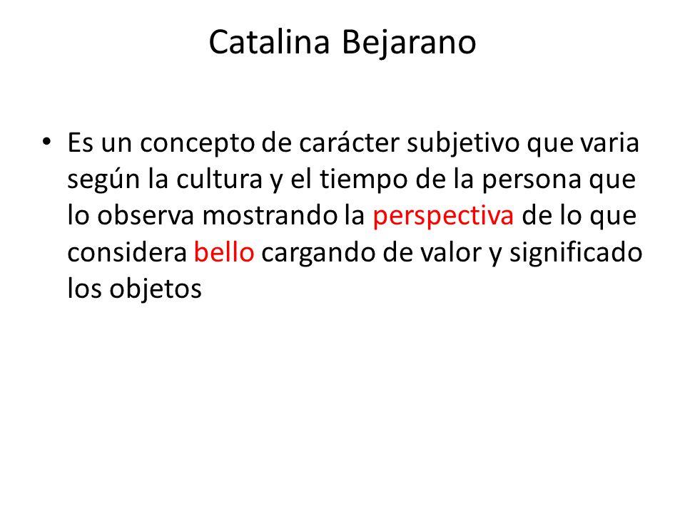 Catalina Bejarano