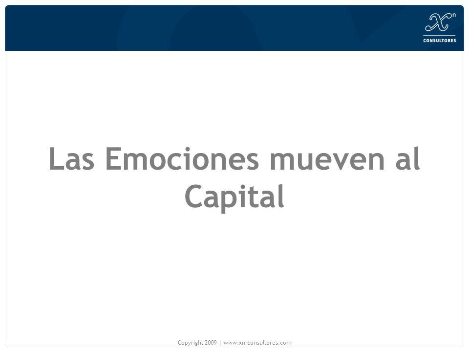 Las Emociones mueven al Capital