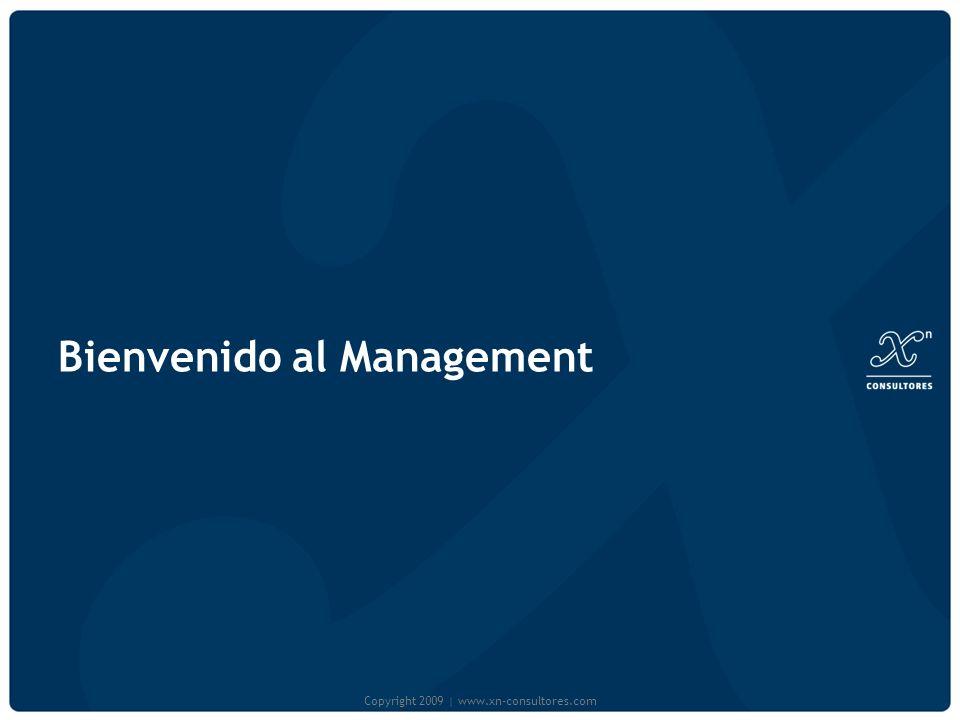 Bienvenido al Management