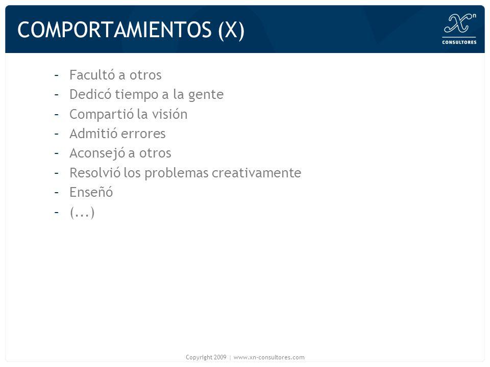 Copyright 2009 | www.xn-consultores.com