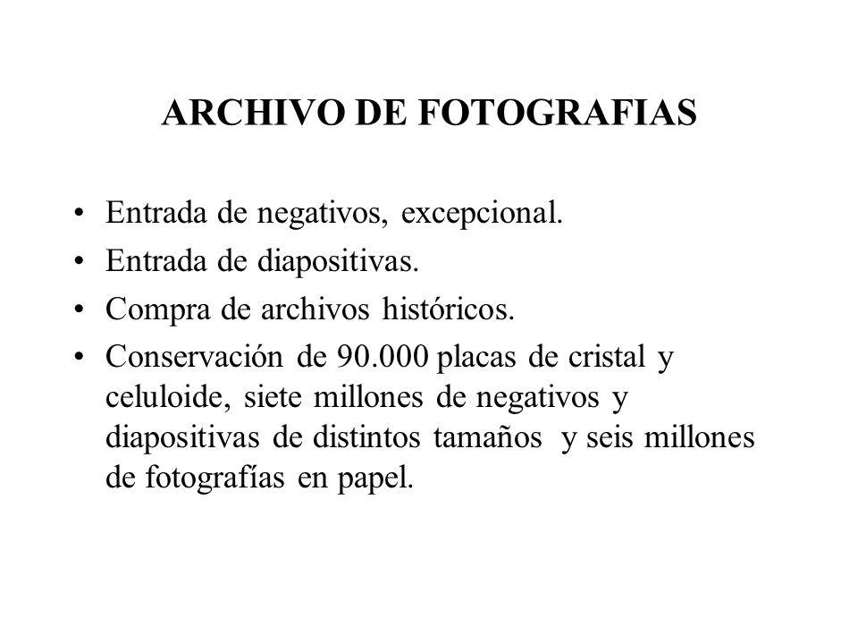 ARCHIVO DE FOTOGRAFIAS
