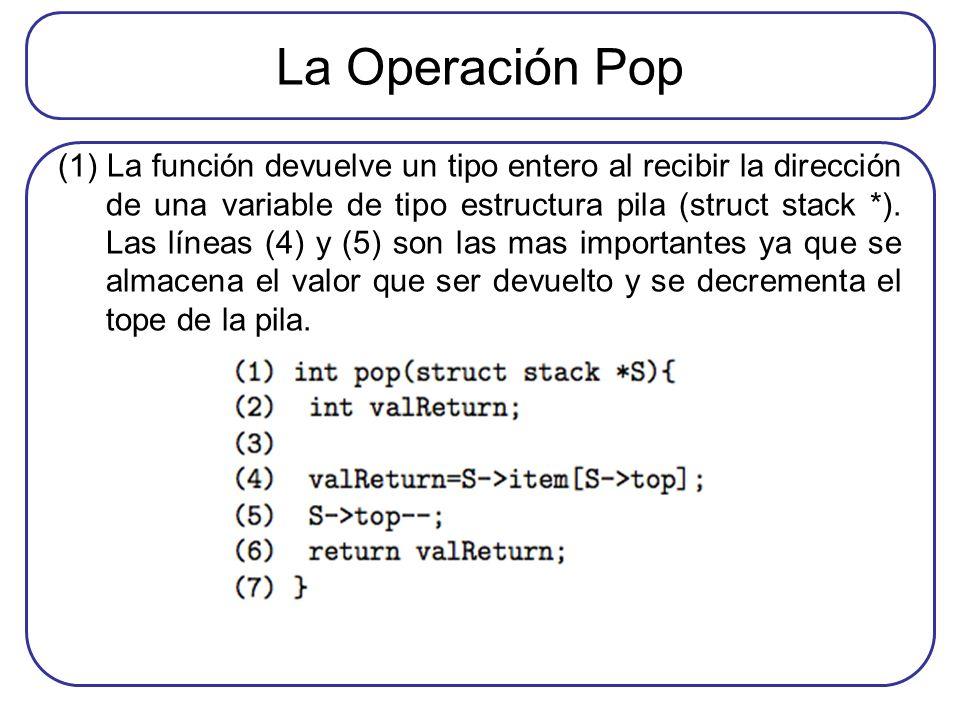 La Operación Pop