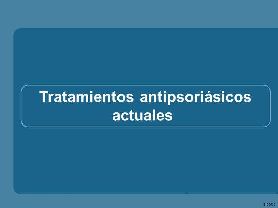 Tratamientos antipsoriásicos