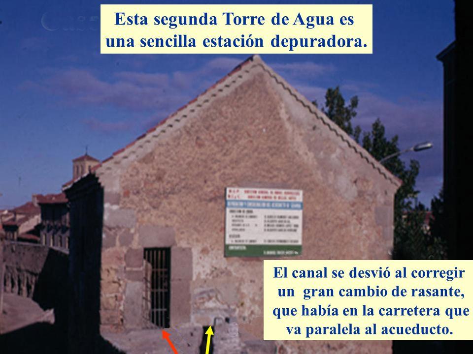 Descripción Esta segunda Torre de Agua es