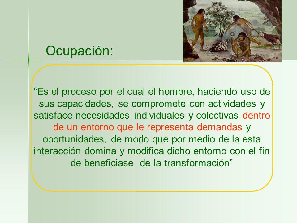 Ocupación:
