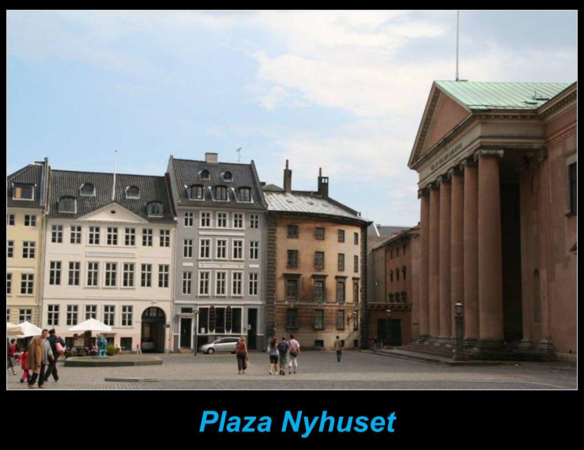 Plaza Nyhuset