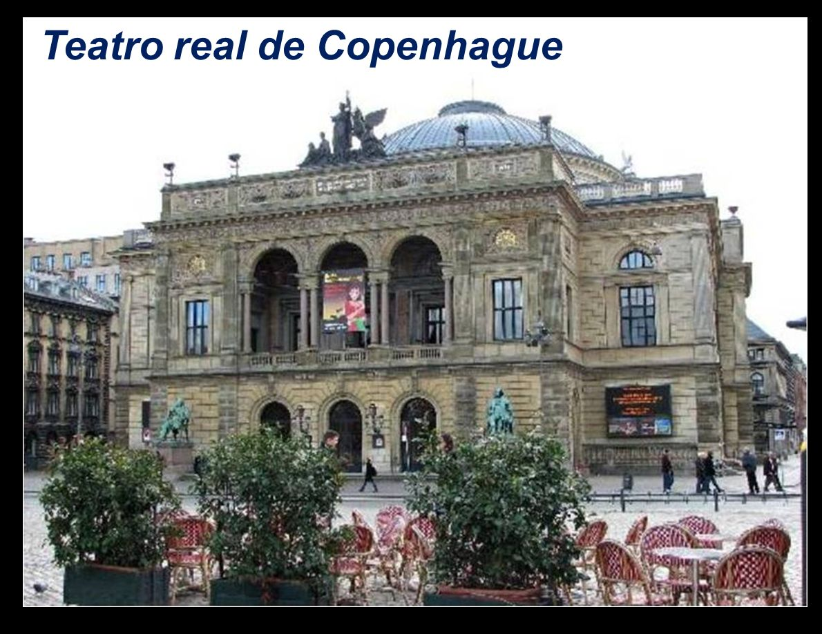 Teatro real de Copenhague