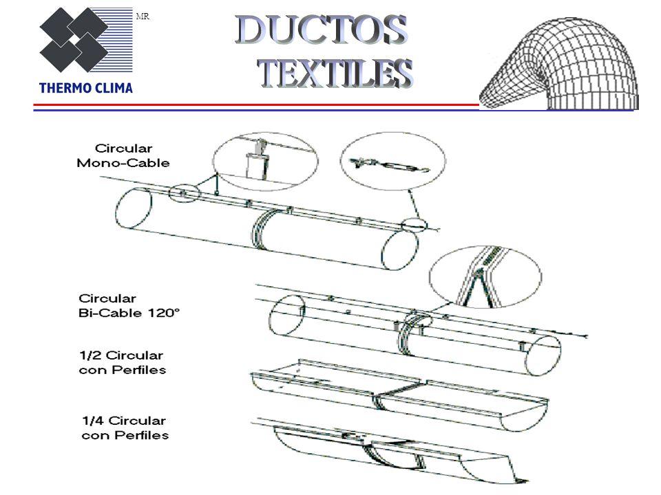 MR DUCTOS TEXTILES