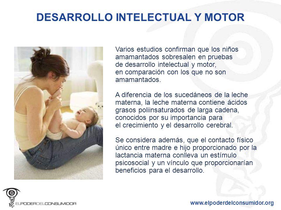 DESARROLLO INTELECTUAL Y MOTOR